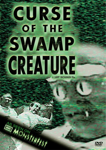 Curse of the swamp creature / Проклятие болотной твари (1966)
