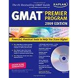 Kaplan GMAT Premier Program, 2009 (Book & CD-ROM) ~ Kaplan