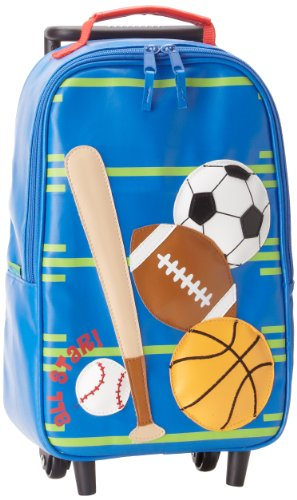 Stephen Joseph Rolling Backpack Sports