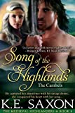 Song of the Highlands: The Cambels (The Medieval Highlanders Book 4)