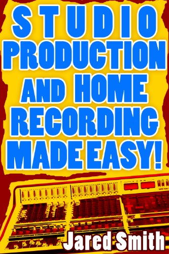 Studio Production And Home Recording Made Easy!
