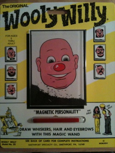 Original Wooly Willy - 1