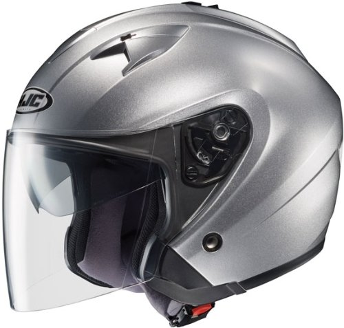 HJC IS-33 Helmet - X-Large/Silver