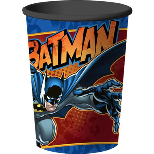 Hallmark Batman Heroes and Villains 16 oz. Plastic Cup
