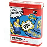 The Simpsons - Logo Plaster Set