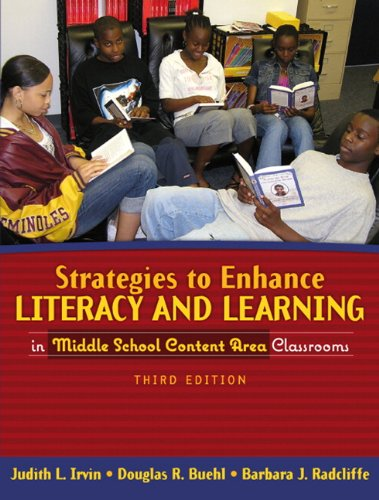 Strategies to Enhance Literacy and Learning in Middle School...
