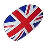 Chix Nails Nail Wraps UK Flag United Kingdom Red White Blue Union Jack Fingers Toes Vinyl Foils Minx Trendy Style