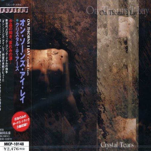 CHRYSTAL TEARS [JAPAN EDITION] by ON THORNS I LAY (2000-02-23)