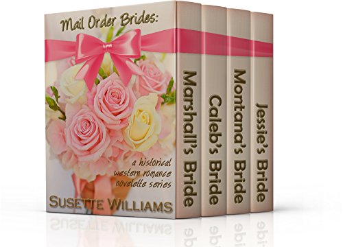 Mail Order Brides: Collection by Susette Williams ebook deal