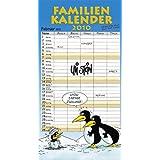 """Familienkalender 2010von """"Uli Stein"""""""