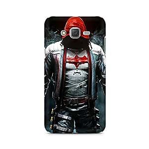 Motivatebox- Redhood Equipment Premium Printed Case For Samsung J5 -Matte Polycarbonate 3D Hard case Mobile Cell Phone Protective BACK CASE COVER. Hard Shockproof Scratch-