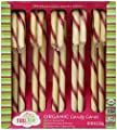 Tru Sweets Organic Candy Canes, 10-Count Canes (Pack of 6)