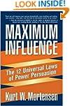 Maximum Influence: The 12 Universal L...