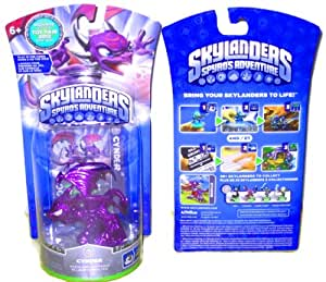Skylanders Limited Edition Cynder Toy Fair 2012 Purple Sparkle Dragon