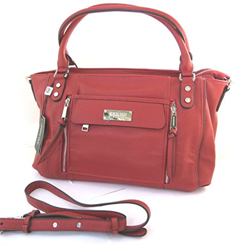 Bag 'french touch' 'Georges Rech'rosso.