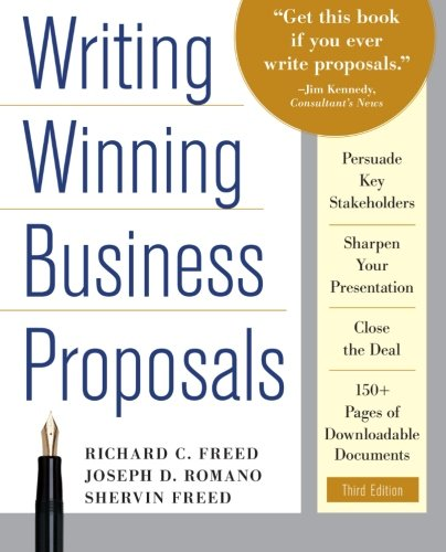Writing business proposals pdf