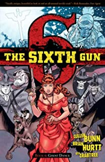 Book Cover: The Sixth Gun Volume 6: Ghost Dance TP