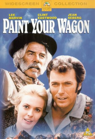 Paint Your Wagon [DVD] [1970]