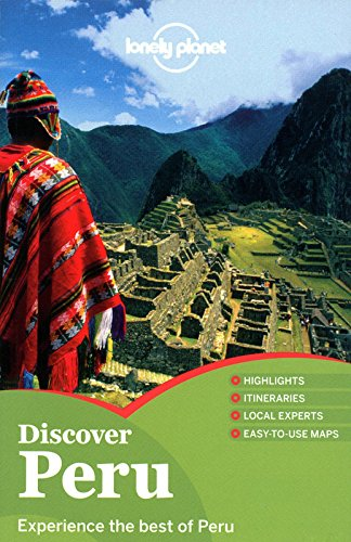 Lonely Planet Discover Peru (Full Color Country Travel Guide) front-1073373