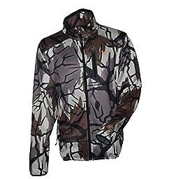 Predator Camo Men\'s Adrenaline Jacket, Fall Gray, XX-Large