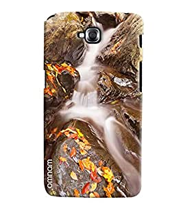 Omnam Waterfall Printed Designer Back Cover Case For LG G Pro Lite