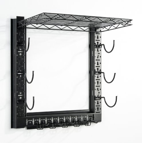 Organized Fishing Game Changer Rack