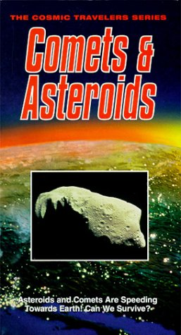 Cosmic Travelers - Comets and Asteroids [VHS]Cosmic Travelers - Comets and Asteroids [VHS]
