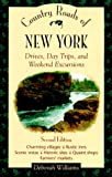 Country Roads of New York (0844243086) by Williams, D.