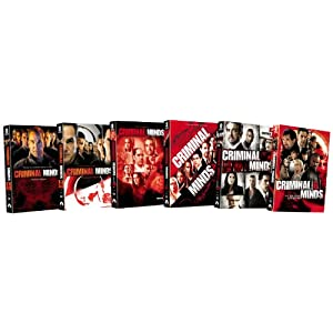 Criminal Minds: Seasons 1-6