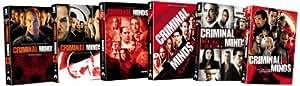 Criminal Minds: Seasons 1-6
