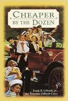 Book report on cheaper by the dozen