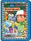 Disney Handy Manny Magnetic Fun Tin