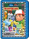Disney Handy Manny Magnetic Fun Tin