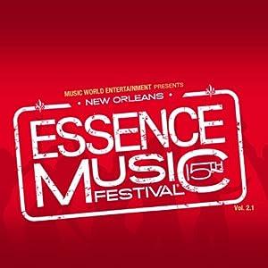 Essence Music Festival 15th Anniversary Vol. 2.1 [CD/DVD Combo]