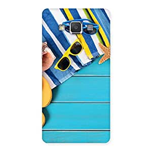 Cool Beach Design Back Case Cover for Galaxy Grand 3
