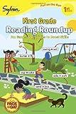 First Grade Reading Roundup (Sylvan Fun on the Run Series) (Fun on the Run Language Arts)