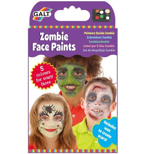 Galt Zombie Face Paints - 1