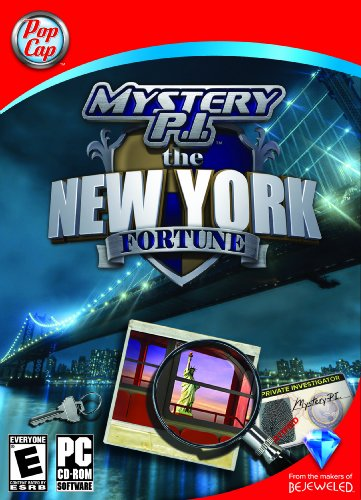 Mystery P.I.: The New York Fortune - Standard Edition