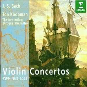 Violinkonzerte BWV 1041