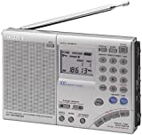 5194AAQRV9L. SL160 Sony ICF SW7600GR AM/FM Shortwave World Band Receiver with Single Side Band Reception, plus External Plug in Antenna
