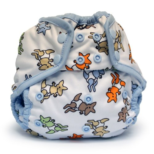 Rumparooz One Size Cloth Diaper Cover Snap, Kangarooz