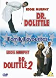 Dr Dolittle/Dr Dolittle 2 [DVD] [2001]