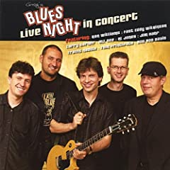 Greg's Bluesnight (Live in Concert) [Explicit]