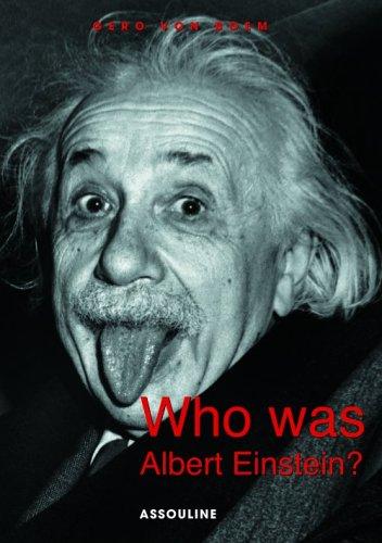 Who Was Albert Einstein?, Boehm,Gero Von