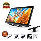 Ugee 2150 Pen display Graphics Tablets with 2048 Pressure Sensitivity 21.5 Inch IPS 1080P for Mac and PC