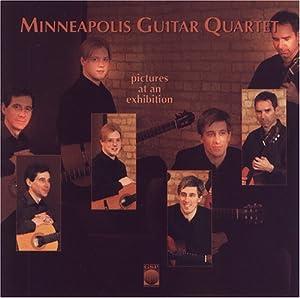 Minneapolis Guitar Quartet - Pictures at an Exhibition