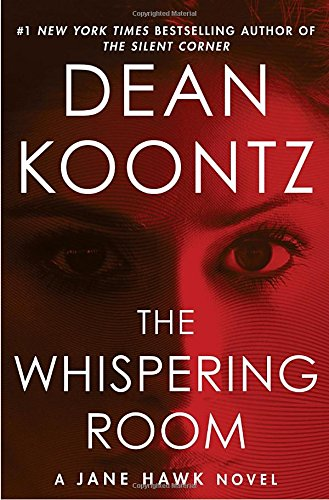 Book Cover: The Whispering Room: A Jane Hawk Novel