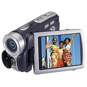 DXG 580V Hi-Def Camcorder (Blueish-Black)