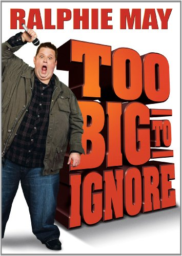 Ralphie May: Too Big to Ignore, Mr. Media Interviews