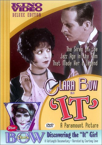 It & Discovering the It Girl [DVD] [1927] [Region 1] [US Import] [NTSC]